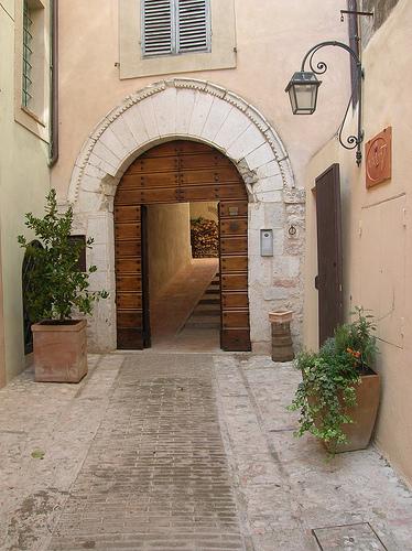 Vicolo del Sette - Umbria -Trevi (PG)